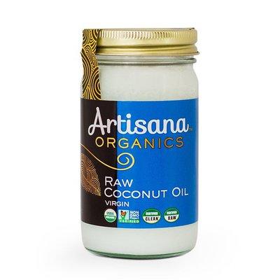 Artisana Coconut Oil, Raw, Virgin