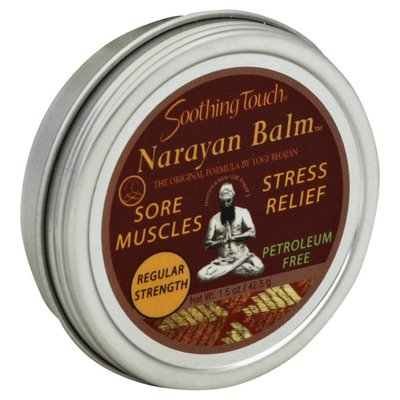 Soothing Touch Narayan Balm, Regular Strength