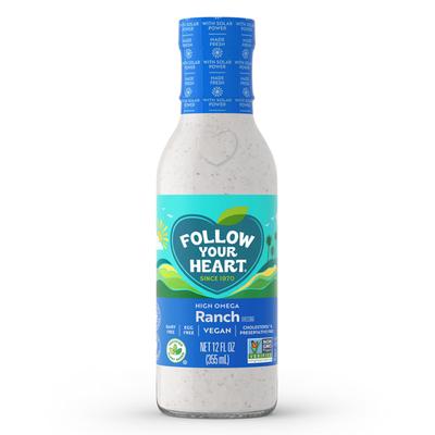 Follow Your Heart High Omega Vegan Ranch Dressing