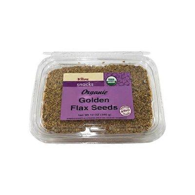 Tops Organic Flax Seeds