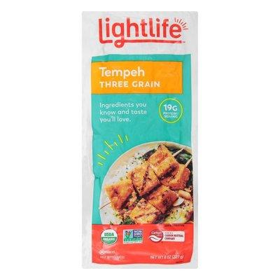 Lightlife Tempeh, Three Grain