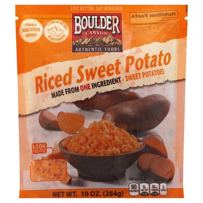 Boulder Canyon Riced Sweet Potato
