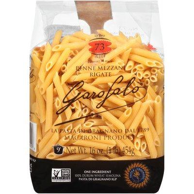 Pasta Garofalo No. 73 Penne Mezzani Rigate