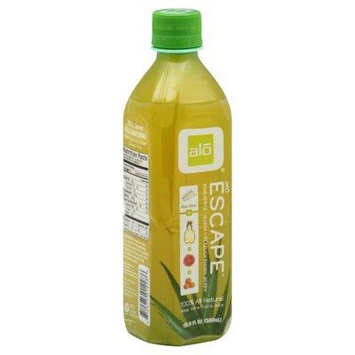 ALO Juice, Escape