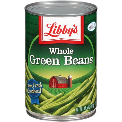 Libby's Whole Green Beans