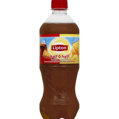 Lipton Half & Half, Iced Tea Lemonade