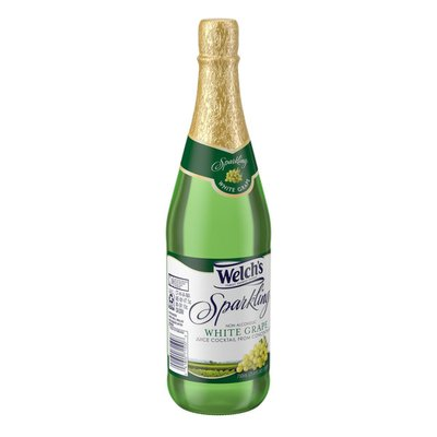 Welch's Sparkling White Grape Juice Cocktail