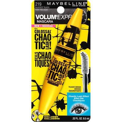 Volum' Express® The Colossal Waterproof Mascara Chaotic Lash
