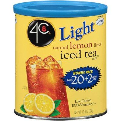 4C Foods Lemon 22 Qt Bonus Pack ITM-Light
