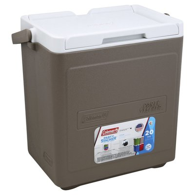 Coleman Cooler, Party Stacker, 20 Can