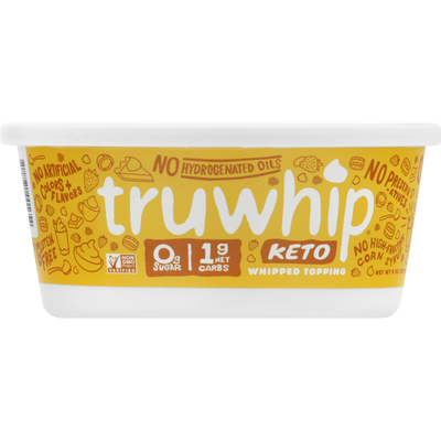 Truwhip Whipped Topping, Keto