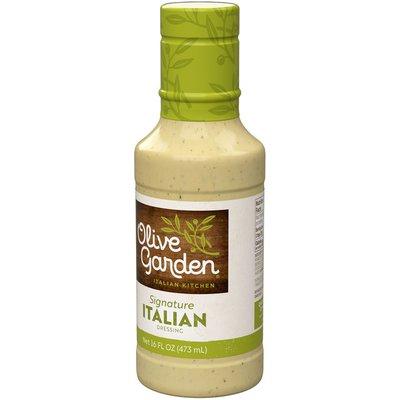 Olive Garden Italian Kitchen Signature Italian Dressing