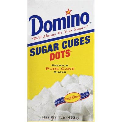 Domino Dots Premium Pure Cane Sugar Cubes