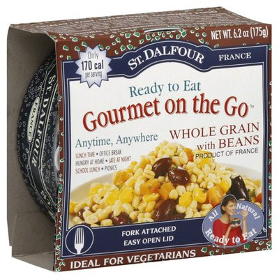 St. Dalfour Whole Grain with Beans