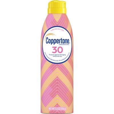 Coppertone Limited Edition Ultra Guard Sunscreen Continuous Spray SPF 30