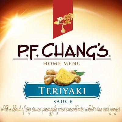 P.F. Chang's Teriyaki Sauce