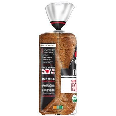 Dave's Killer Bread White Bread Done Right Thin Sliced Organic Bread
