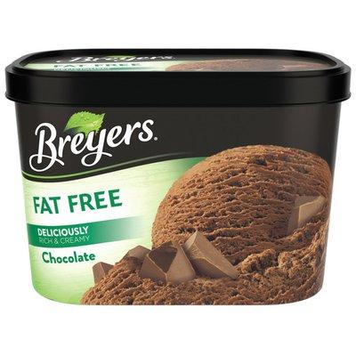Breyers Ice Cream Chocolate