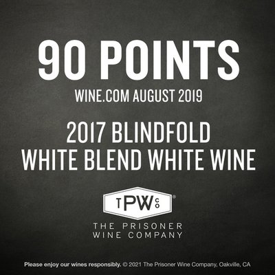The Prisoner Wine Company White Blend White Wine