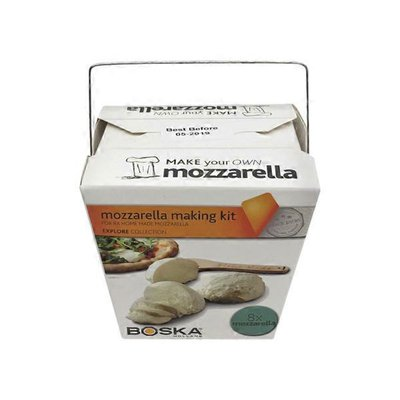 Boska Mozzarella Cheese Making KIt