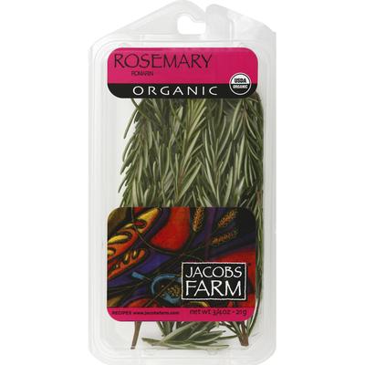 Jacobs Farm Organic Rosemary