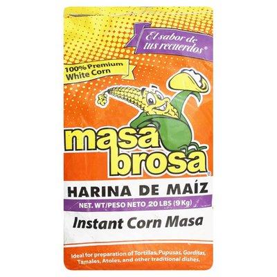 Masa Brosa Corn Masa, Instant