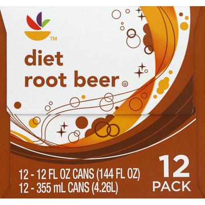 SB Root Beer, Diet