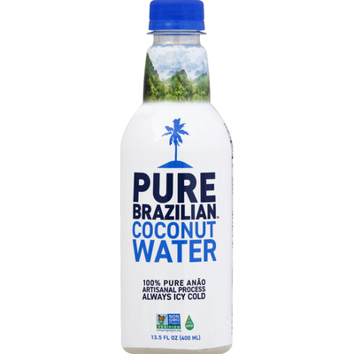 Pure Brazilian Coconut Water