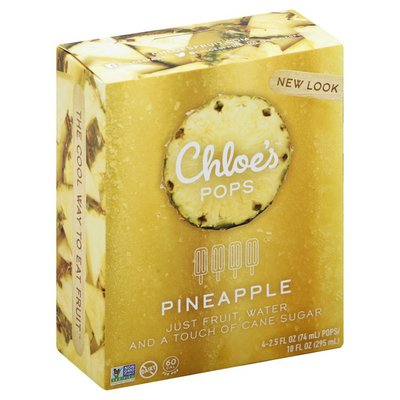 Chloe's Pops, Pineapple