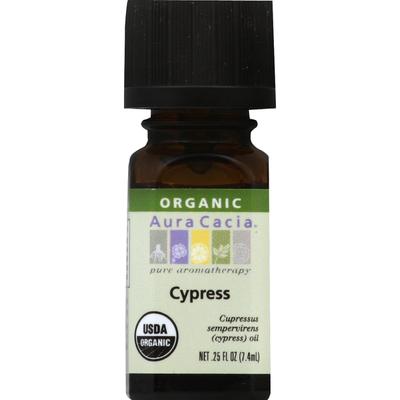 Aura Cacia Cypress