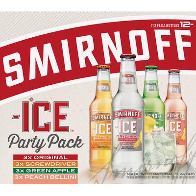 Smirnoff ICE Party Pack