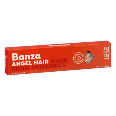 Banza Angel Hair, Made from Chickpeas