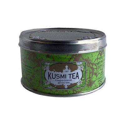 Kusmi Tea Ginger Lemon Loose Green Tea