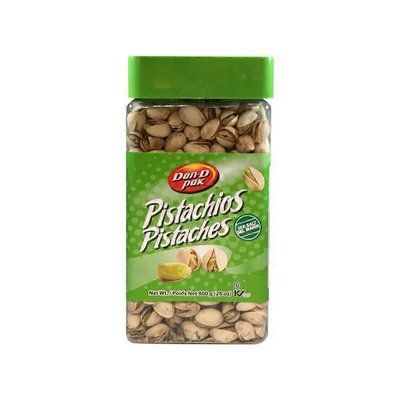 DDP Natural Salted Pistachios