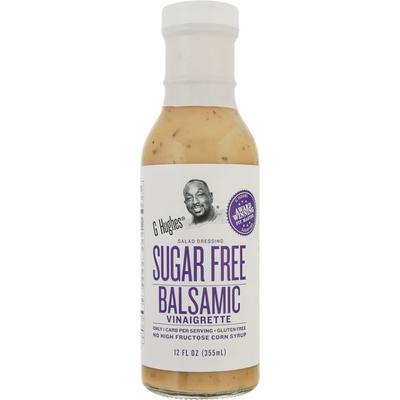 G Hughes Vinaigrette, Sugar Free, Balsamic