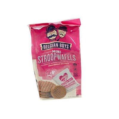 Belgian Boys Stroopwafel Mini Chocolate Covered Multipack