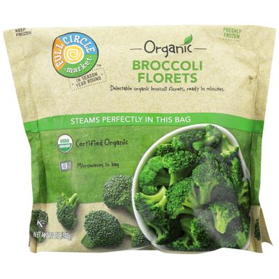 Full Circle Broccoli Florets