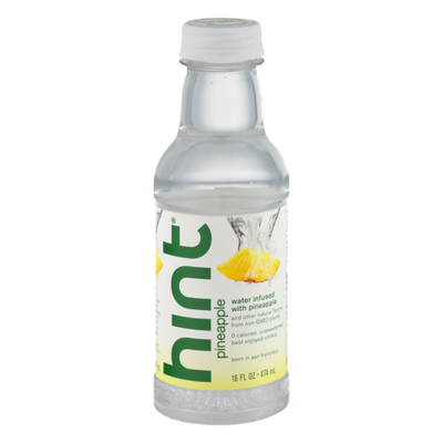 hint Pineapple Flavored Water