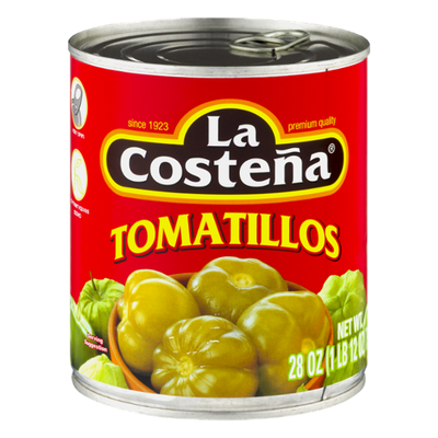 La Costeña Tomatillos Whole Green Tomatoes