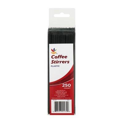 SB Plastic Coffee Stirrers - 250 CT