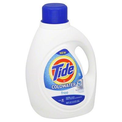 Tide Detergent, Free