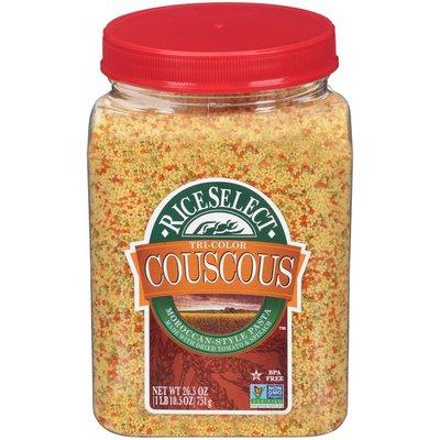 RiceSelect Tri-Color Couscous