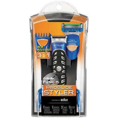 Gillette Fusion ProGlide Styler 3-in-1 Trimmer