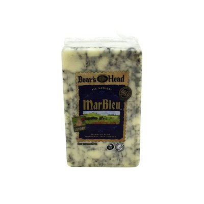 Boar's Head Marbled Blue Monterey Jack Cheese