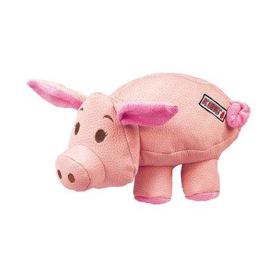 KONG Small Phatz Pig Dog Toy