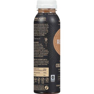 Rebbl Maca Cold-Brew Super Herb Powered Coconut-Milk Elixir