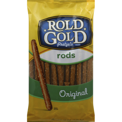 Rold Gold Rods Pretzel