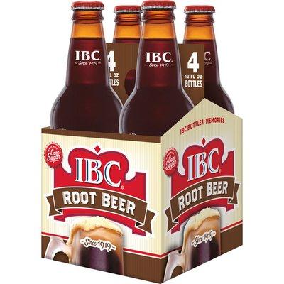 IBC Root Beer Made with Sugar