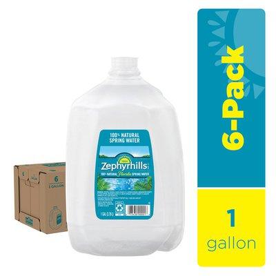 Zephyrhills 100% Natural Spring Water