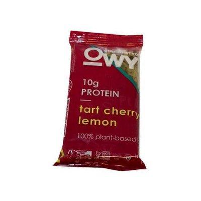 OWYN Tart Cherry & Lemon 100% Plant-Based Protein Bar